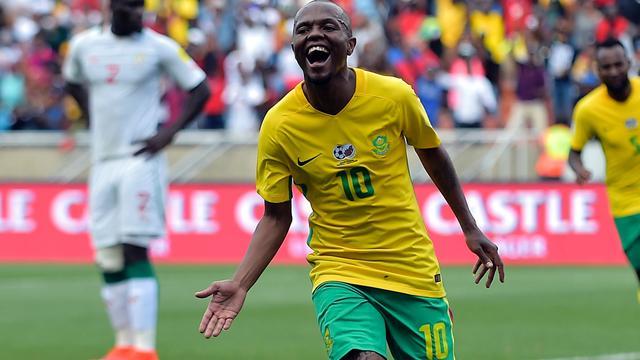 WK-kwalificatieduel Zuid-Afrika-Senegal moet over wegens matchfixing