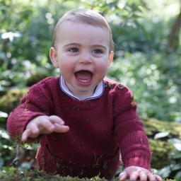 Nieuwe foto's voor eerste verjaardag prins Louis