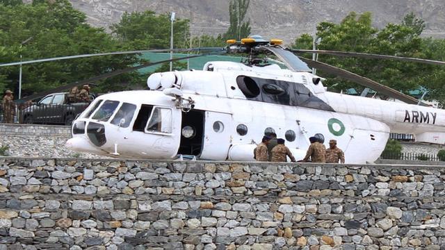 Ambassadeur herstelt in Nederland na helikoptercrash in Pakistan