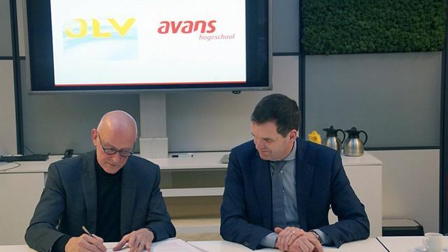 OLV en Avans gaan samenwerking aan bij IBC