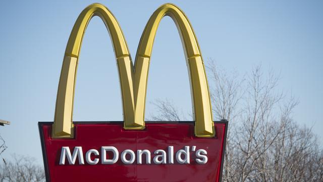 Omzet McDonald's groeit in Nederland
