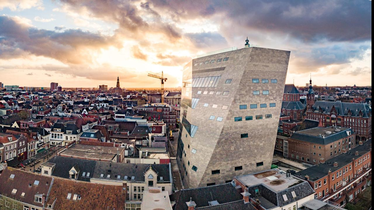 178 studieplekken voor Hanze-studenten in Forum Groningen
