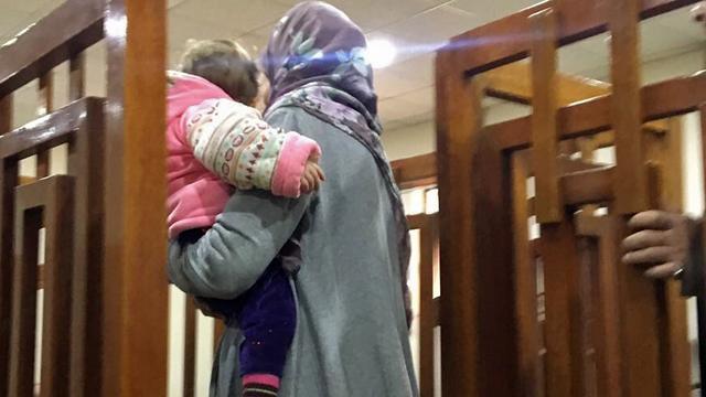 Zestien vrouwen krijgen in Irak doodstraf voor betrokkenheid bij IS