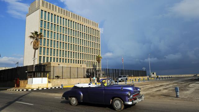 Amerikaanse ambassade in Cuba weer volledig actief na 'geluidsaanvallen'