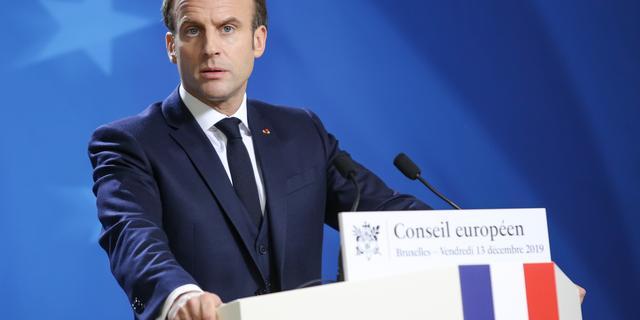 Macron negeert telefoontje van Australische premier in ruzie om onderzeeërs