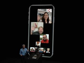FaceTime laat 32 gebruikers tegelijkertijd videobellen