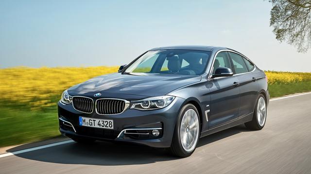 BMW 3-serie GT op subtiele wijze aangescherpt