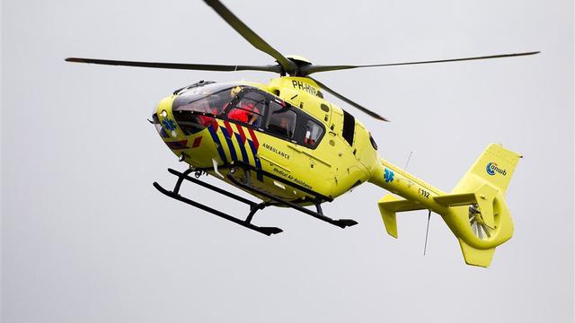 Twee kinderen nog in levensgevaar na verkeersongeval bij Erasmusbrug.