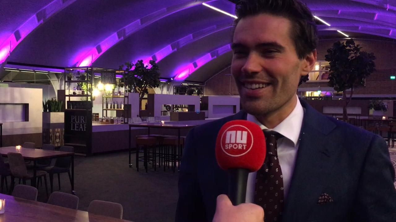 Dumoulin vermaakt zich prima met discussie over welke ronde hij zal rijden