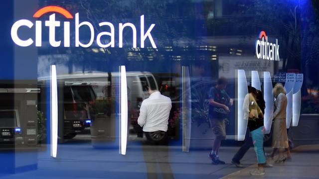Citigroup onder vergrootglas toezichthouder om personeelsbeleid