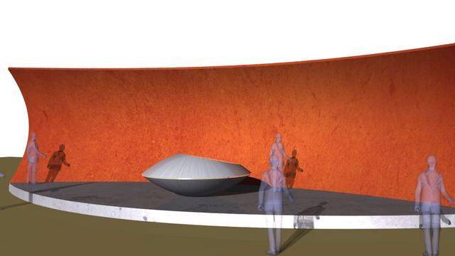Ontwerp Westerhuis gekozen als monument MH17