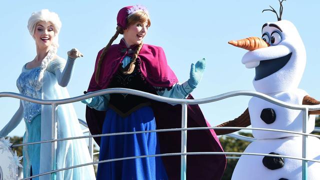 Meisjesnaam Elsa wint aan populariteit in VS door film Frozen