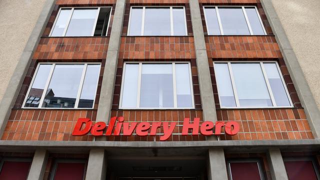 Bezorgdienst Delivery Hero beleeft sterke eerste helft 2018