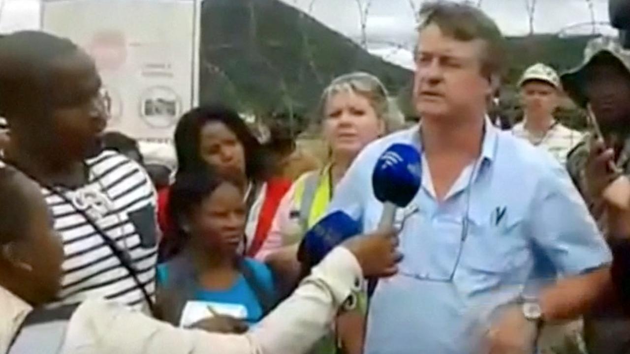 Meeste mijnwerkers Zuid-Afrika gered