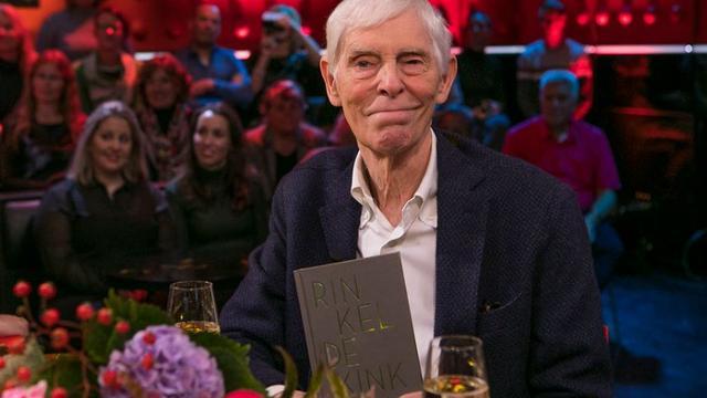 Rinkeldekink van overleden Martine Bijl winnaar van NS Publieksprijs
