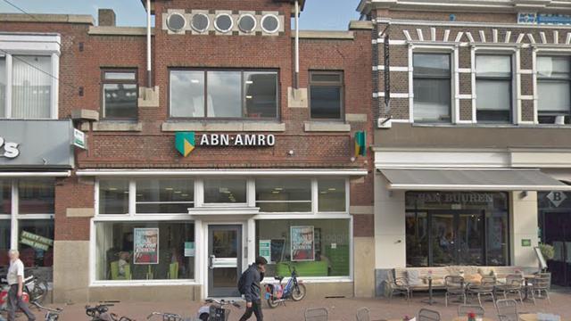 ABN AMRO op Stationsweg al week dicht na onwel worden personeel