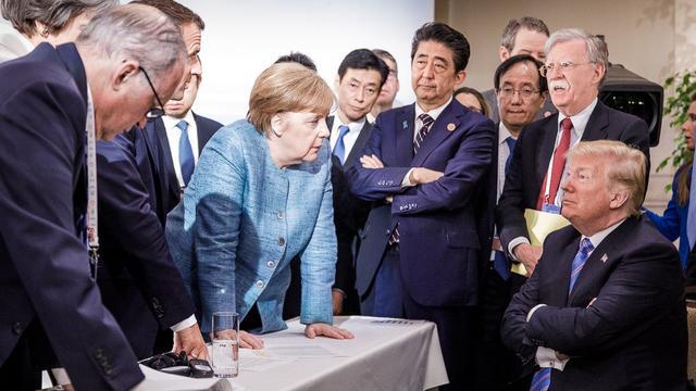 'Trump is langzaam de westerse wereldorde aan het slopen'