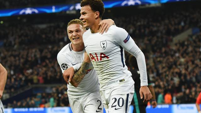 Samenvatting Tottenham Hotspur-Real Madrid (3-1)