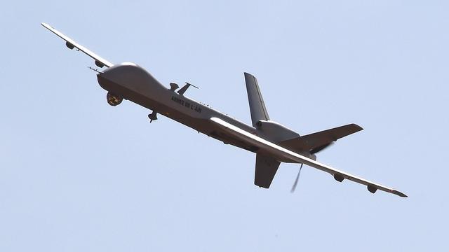 Raketexpert IS omgekomen bij drone-aanval VS