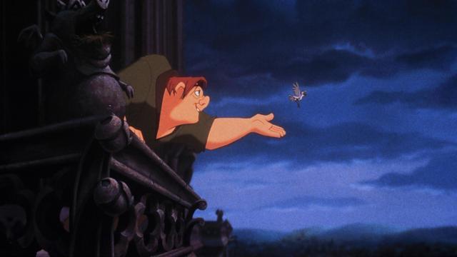Disney maakt liveactionversie van The Hunchback of Notre Dame
