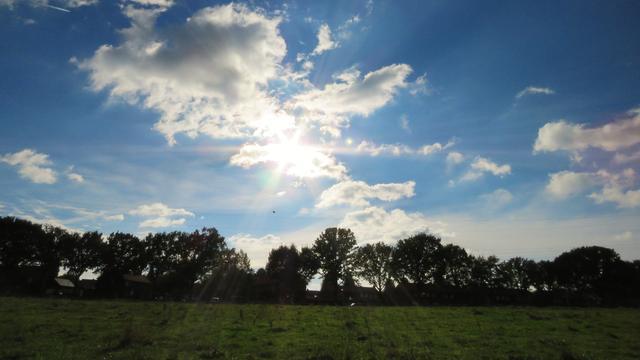 Weerbericht: Afwisselend zonnig, frisser dan afgelopen dagen