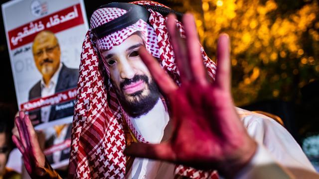 Saoedi-Arabië eist doodstraf tegen vijf verdachten in zaak-Khashoggi