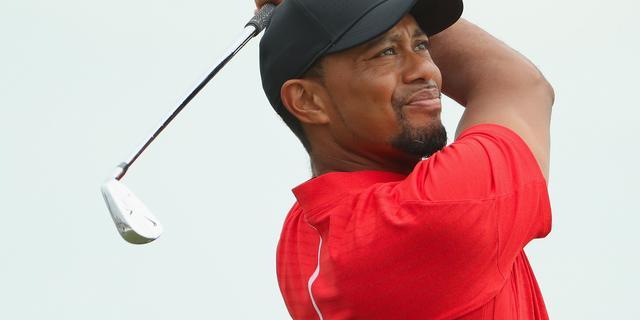 Woods moet zich door rugblessure opnieuw afmelden voor Masters