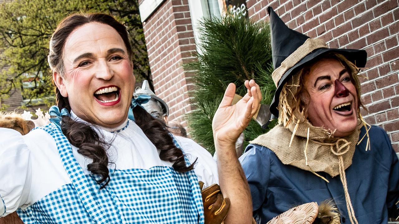 Gordon opent hamburgerrestaurant als Dorothy uit The Wizard of Oz