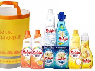 De fijnste producten van Robijn met 22,50 euro korting en gratis thuisbezorgd