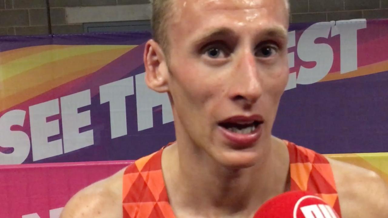 Aangeslagen Douma loopt halve finale 1.500 meter mis door val