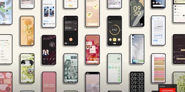 Google presenteert nieuw Android-ontwerp voor smartphones
