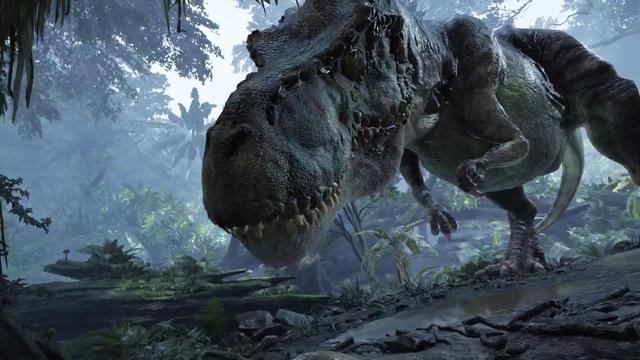 Crytek's vr-demo Back To Dinosaur Island gratis te downloaden