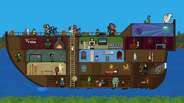 Mobiele game laat gebruikers boten bouwen en puzzelen