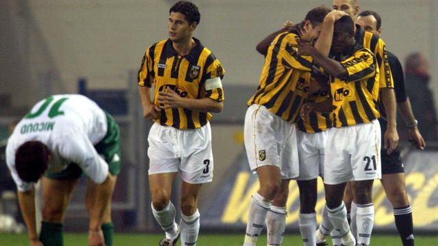 Vitesse op jacht naar eerste goal in Europees hoofdtoernooi sinds 2002