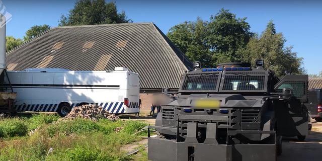 OM: Verdachten cocaïnewasserij Nijeveen beschikten over corrupte agenten