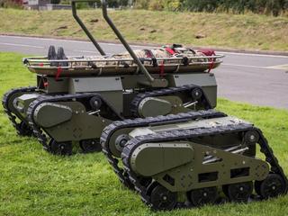 'Zelfrijdende voertuigen eerder op slagveld dan op de weg'