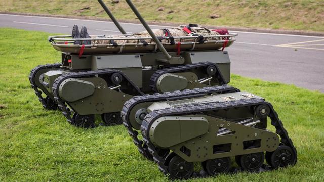 Pentagon werkt aan zelfrijdende voertuigen