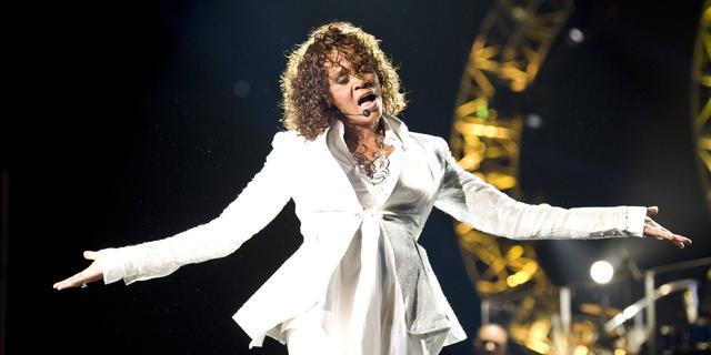 Concerten met Whitney Houston als hologram vanaf oktober in Las Vegas