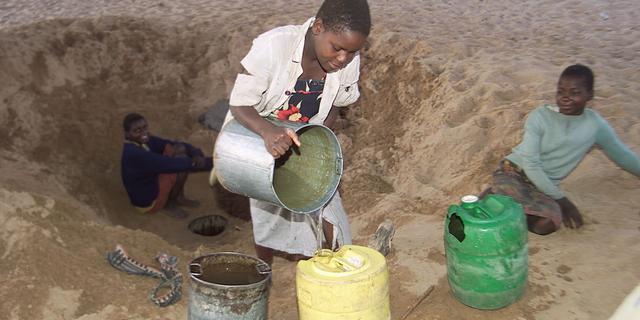 Zimbabwe roept noodtoestand uit om droogte