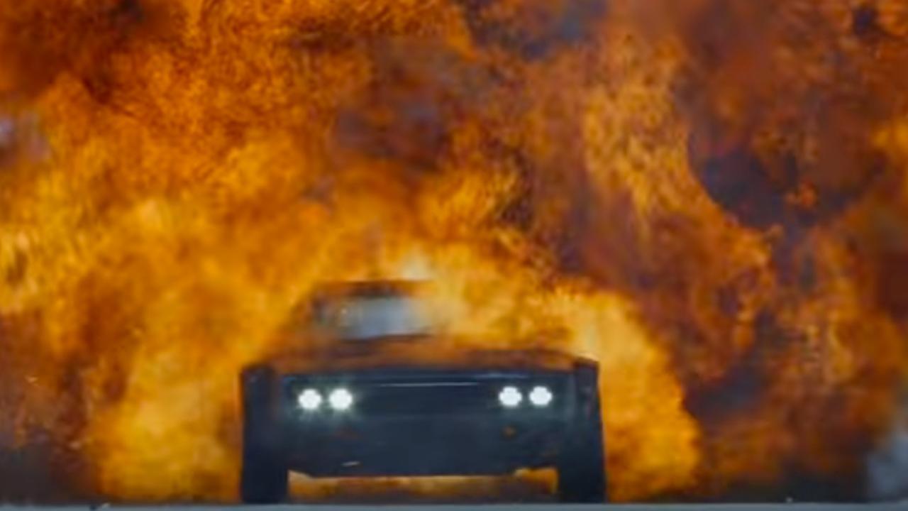 Nieuwe beelden The Fate of the Furious