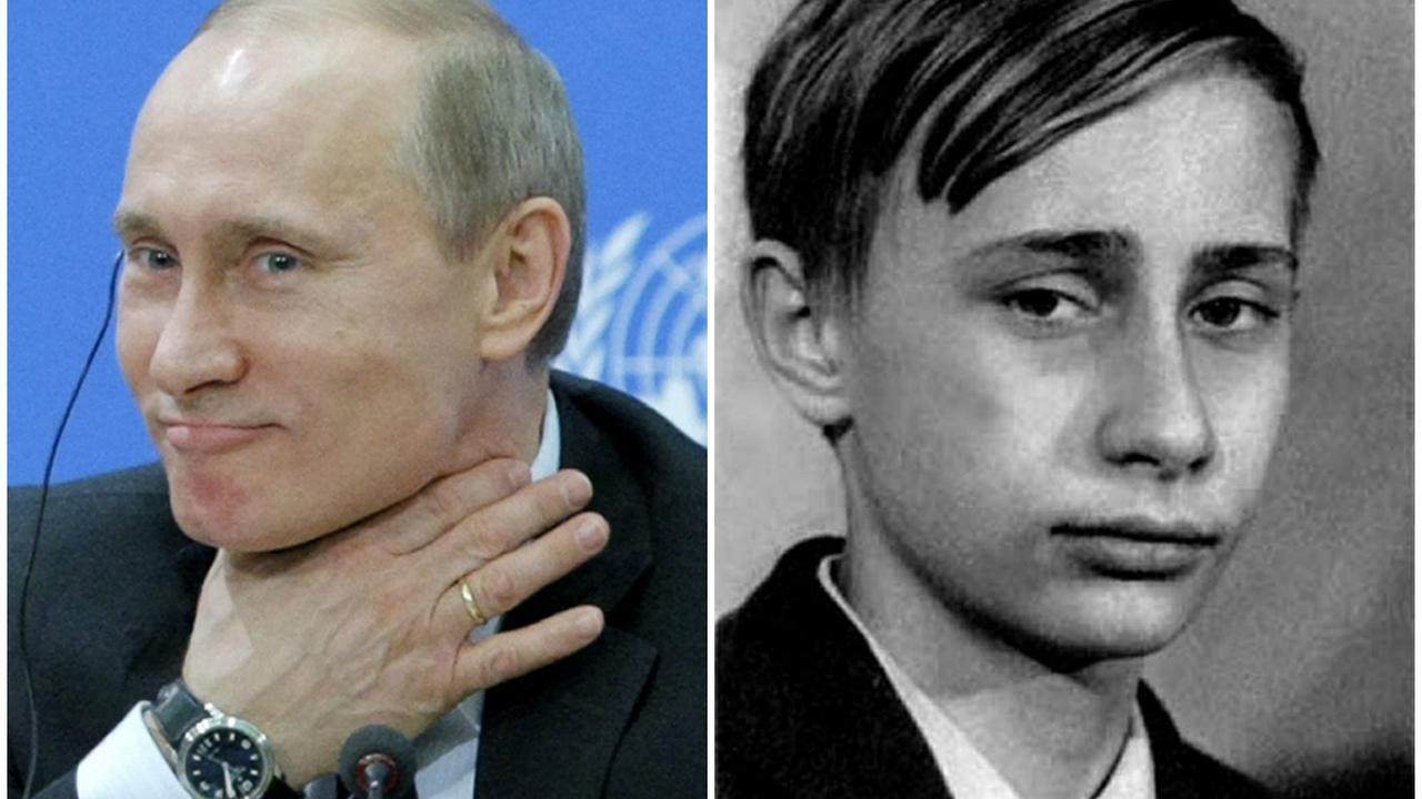 Poetin 65 jaar: Vier bepalende momenten in zijn leven