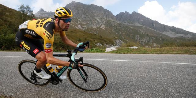Dumoulin na negen jaar terug in Ronde van Vlaanderen: 'Het wordt lachen'