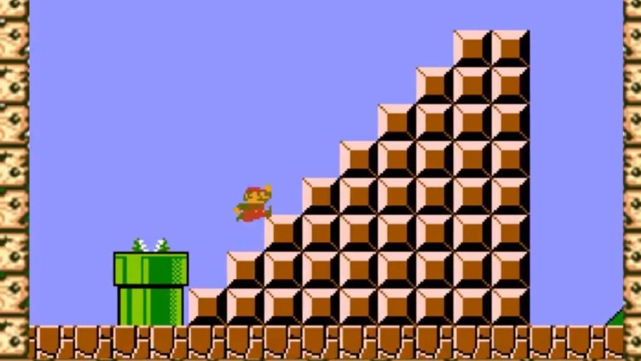 Kunstmatige intelligentie leert om Mario te spelen