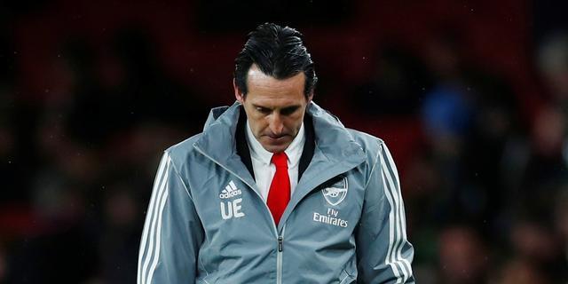 Arsenal ontslaat trainer Emery na zevende duel op rij zonder zege