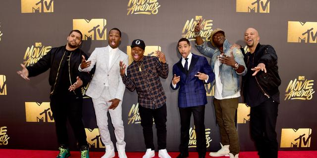 MTV Movie Awards voor Star Wars en Straight Outta Compton