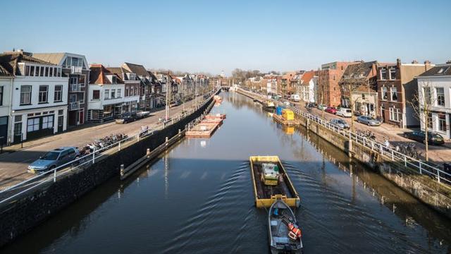 Meer ruimte voetgangers en fietsers bij plannen Ooster- en Westerkade