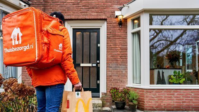 Problemen met bestellingen Thuisbezorgd door ddos-aanval