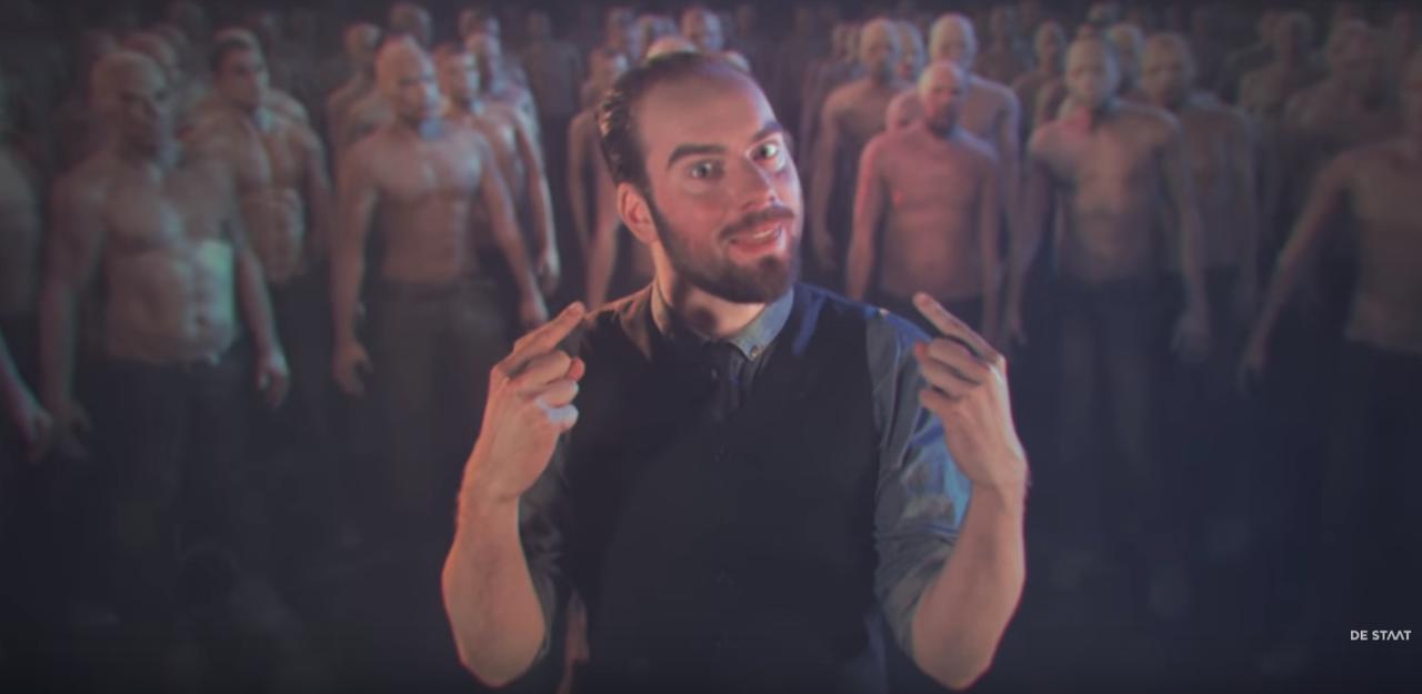 Bekijk de videoclip bij Witch Doctor van De Staat