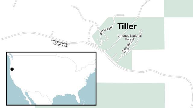 Locatie Tiller