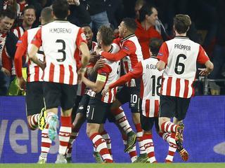 Locadia en De Jong zorgen voor 2-0 zege in Champions League